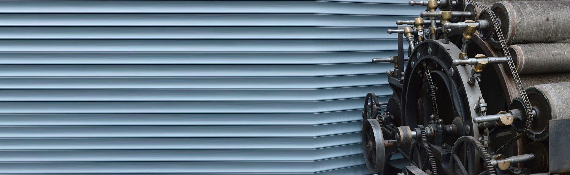 réparation de rideau métallique Paris Langora.fr